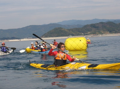 Kayakmarathon